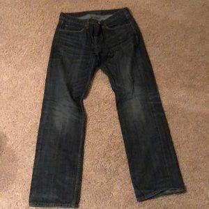 Banana Republic 32/32 Straight leg jeans